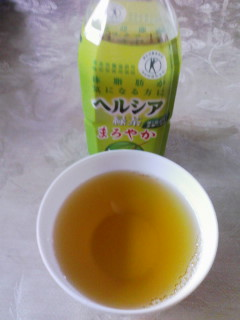 ヘルシア緑茶
